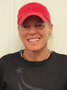 Ruth Dickinson - Tennis Head Coach Conestoga Swim Club